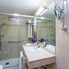 Отель Palacio De Aiete Сан-Себастьян ванная