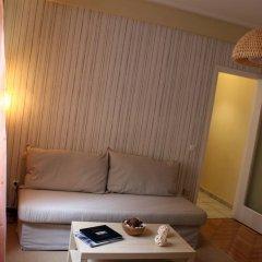 Апартаменты Affordable Studio Behind Acropolis Museum комната для гостей фото 4