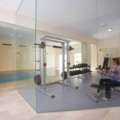 Отель St. Nicolas Elegant Residence фитнесс-зал