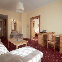 Отель Skalny Польша, Закопане - отзывы, цены и фото номеров - забронировать отель Skalny онлайн удобства в номере фото 2