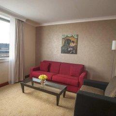 Отель Hilton Prague комната для гостей фото 5