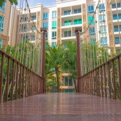 Апартаменты Atlantis Resort Apartments Pattaya балкон