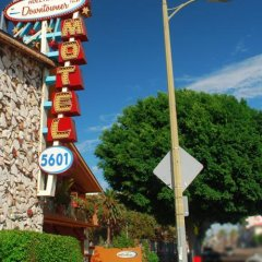 Отель Hollywood Downtowner Inn США, Лос-Анджелес - отзывы, цены и фото номеров - забронировать отель Hollywood Downtowner Inn онлайн фото 5