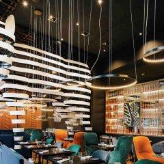 Отель Pullman Berlin Schweizerhof гостиничный бар фото 2