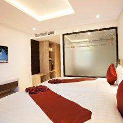 Отель Paripas Patong Resort 4* Стандартный номер с разными типами кроватей фото 4