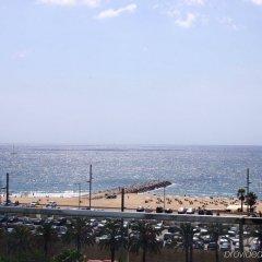 Hotel Front Maritim пляж