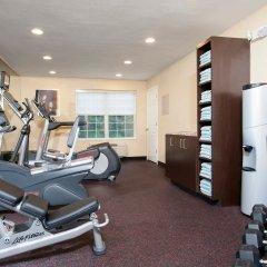 Отель TownePlace Suites by Marriott Indianapolis - Keystone фитнесс-зал