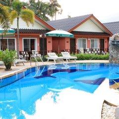 Отель Andaman Seaside Resort бассейн фото 2