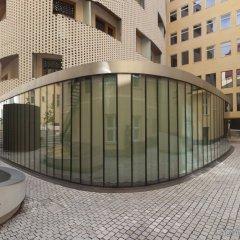 Отель Scandic Paasi парковка