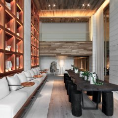 The Retreat Collection at 1 Hotel South Beach развлечения