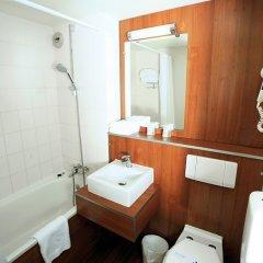 Comfort Hotel Aeroport Lyon St Exupery ванная