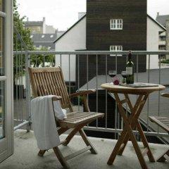 Отель Carlton Hotel Guldsmeden Дания, Копенгаген - отзывы, цены и фото номеров - забронировать отель Carlton Hotel Guldsmeden онлайн балкон