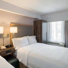 Отель Hampton Inn Madison Square Garden Area Hotel США, Нью-Йорк - 1 отзыв об отеле, цены и фото номеров - забронировать отель Hampton Inn Madison Square Garden Area Hotel онлайн комната для гостей фото 2