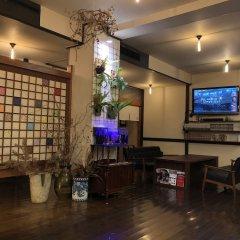 Отель Sueyoshi Беппу гостиничный бар