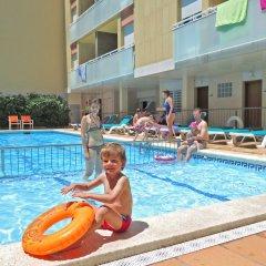 Отель Apartaments Costa d'Or Испания, Калафель - отзывы, цены и фото номеров - забронировать отель Apartaments Costa d'Or онлайн детские мероприятия фото 2