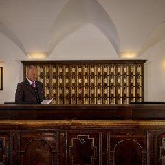 Goldener Hirsch, A Luxury Collection Hotel Зальцбург гостиничный бар