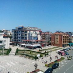 La Piazza Hotel Primorsko парковка