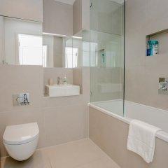Отель 1 Bedroom Flat in Wandsworth Великобритания, Лондон - отзывы, цены и фото номеров - забронировать отель 1 Bedroom Flat in Wandsworth онлайн ванная