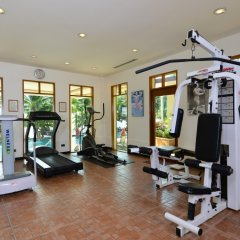 Отель Andaman White Beach Resort фитнесс-зал фото 3