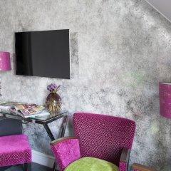 Отель Absalon Hotel Дания, Копенгаген - 1 отзыв об отеле, цены и фото номеров - забронировать отель Absalon Hotel онлайн интерьер отеля фото 2