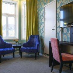 Отель Thon Hotel Nidaros Норвегия, Тронхейм - отзывы, цены и фото номеров - забронировать отель Thon Hotel Nidaros онлайн удобства в номере