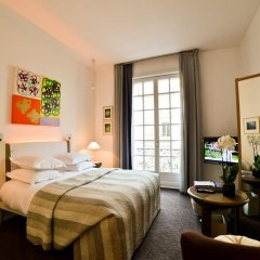Отель Pershing Hall Париж комната для гостей фото 4