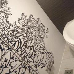 Отель Ran Япония, Фукуока - отзывы, цены и фото номеров - забронировать отель Ran онлайн ванная фото 2