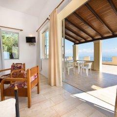 Апартаменты Litharia Apartments Corfu комната для гостей фото 5
