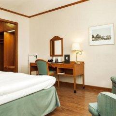Отель Elite Hotel Residens Швеция, Мальме - 1 отзыв об отеле, цены и фото номеров - забронировать отель Elite Hotel Residens онлайн комната для гостей фото 4