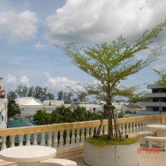 Lamai Hotel балкон