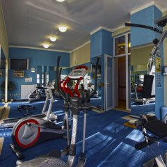 Hotel Richard фитнесс-зал