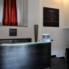 Отель BB Hotels Aparthotel Navigli сейф в номере