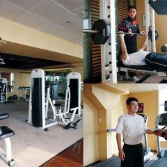 Отель Shenzhen 999 Royal Suites & Towers Китай, Шэньчжэнь - отзывы, цены и фото номеров - забронировать отель Shenzhen 999 Royal Suites & Towers онлайн фитнесс-зал