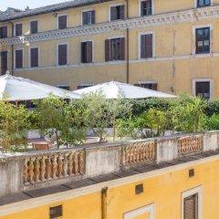 Отель Palazzo Berardi Италия, Рим - отзывы, цены и фото номеров - забронировать отель Palazzo Berardi онлайн балкон