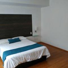 Отель Grupo Kings Suites Alfredo De Musset Мехико комната для гостей фото 4