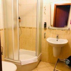 Отель Solei Golf Польша, Познань - отзывы, цены и фото номеров - забронировать отель Solei Golf онлайн ванная