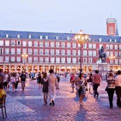 Отель Hostal La Casa de La Plaza Испания, Мадрид - отзывы, цены и фото номеров - забронировать отель Hostal La Casa de La Plaza онлайн фото 5