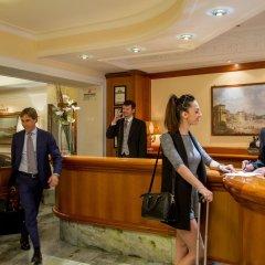 Отель Albergo Ottocento Италия, Рим - 1 отзыв об отеле, цены и фото номеров - забронировать отель Albergo Ottocento онлайн интерьер отеля фото 2