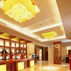 Отель Peony International Hotel Китай, Сямынь - отзывы, цены и фото номеров - забронировать отель Peony International Hotel онлайн интерьер отеля