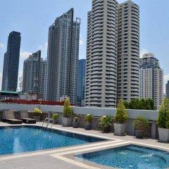 Отель Gm Suites Бангкок бассейн фото 2