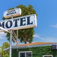 Отель Santa Monica Motel фото 4