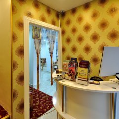 Seyri Istanbul Hotel сауна