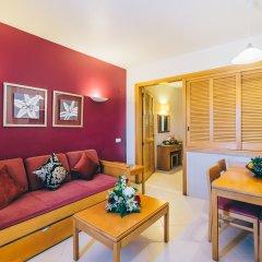 Отель Luna Forte da Oura Португалия, Албуфейра - отзывы, цены и фото номеров - забронировать отель Luna Forte da Oura онлайн комната для гостей фото 3