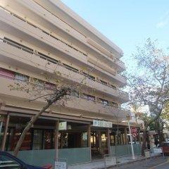 Отель City Center Hotel Греция, Родос - отзывы, цены и фото номеров - забронировать отель City Center Hotel онлайн вид на фасад