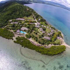 Отель Volivoli Beach Resort пляж фото 2