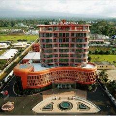 Hotel Anda China Malabo in Malabo, Equatorial Guinea from 164$, photos, reviews - zenhotels.com balcony