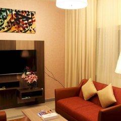Отель Spark Residence Deluxe Hotel Apartments ОАЭ, Шарджа - отзывы, цены и фото номеров - забронировать отель Spark Residence Deluxe Hotel Apartments онлайн комната для гостей