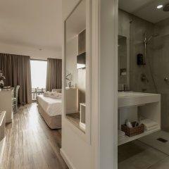 Отель Caloura Hotel Resort Португалия, Агуа-де-Пау - 3 отзыва об отеле, цены и фото номеров - забронировать отель Caloura Hotel Resort онлайн ванная фото 2