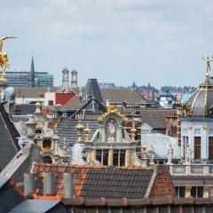 Отель Alma Grand Place Брюссель балкон