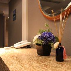 Daiichi Hotel Tokyo Seafort интерьер отеля фото 3